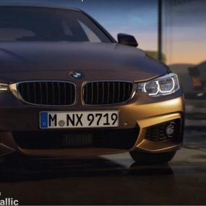 BMW Frozen Bronze Metallic